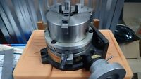 Rotary table with chuck