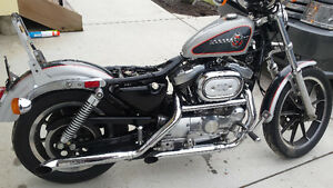 90th Anniversary Harley Davidson XL Sportster