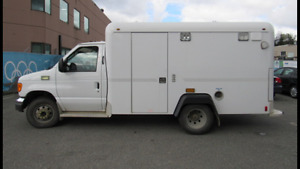 Price reduced 2006 ford e350 1 ton truck/cargo van/ rv motorhome