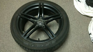MSR Twin Spoke Wheels w/Pirelli Run Flats Cambridge Kitchener Area image 4