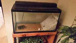 Fish Aquarium - FREE fir pick up in Lower Sackville