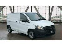 2020 Mercedes-Benz Vito 110 Van PURE L1 Panel Van Diesel Manual