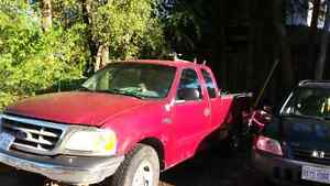 Ford Pick up  year 2000