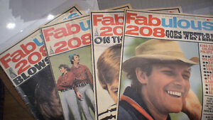Fabulos 208  magazines 4 1967 issues