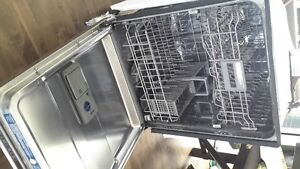 Stainless Steel Kitchen Aid Dishwasher 3 years old