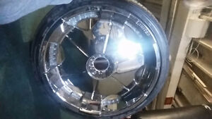 Tires and rims $2000 OBO