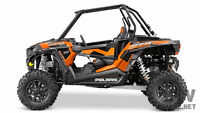(NEW) 2014 RZR XP 1000 BLOWOUT