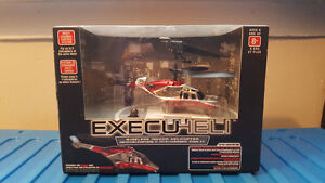 Execuheli indoor helicopter - new in box