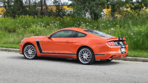 2015 Ford Mustang personnalisé