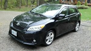 2012 Toyota Matrix Sport
