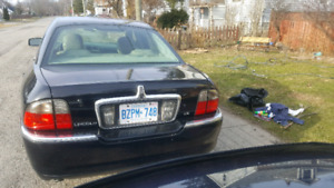 Selling 2004 Lincoln ls  AS IS $1200 obo