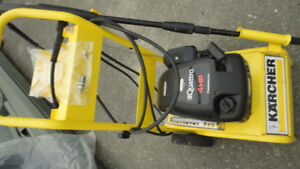 KARCHER 4 hp GAS PRESSURE WASHER