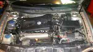 2003 VW Gti Golf / 2003 VW jetta vr6 FULL PART OUT  Cambridge Kitchener Area image 2