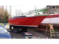 Yacht, mirage 28 mkII