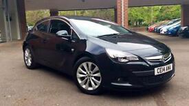 2014 Vauxhall Astra GTC 2.0 CDTi 16V SRi 3dr Manual Diesel Coupe