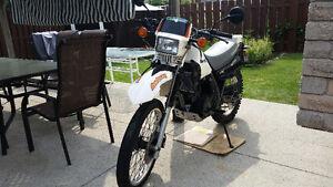 Kawasaki KLR 250 Street Legal Enduro!!