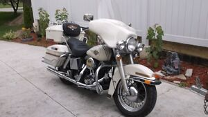 Very rare last of the shovels FLHX Electra Glide