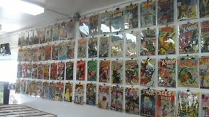 COMICS 1940,s to 1970,s ALL GRADES ALL TYPES