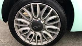 2014 Fiat 500 1.2 Cult 3dr Manual Petrol Hatchback