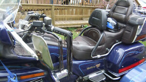 1988 Honda Goldwing Trike and camper Windsor Region Ontario image 4