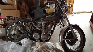 KZ 650 project