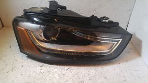 A4 2013 2014 2015 2016 LUMIERE DROITE OEM RIGHT HEAD LIGHT LAMP