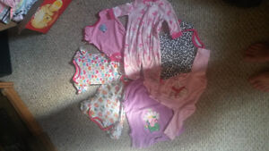 Baby girl clothes. Great shape and cheap.
