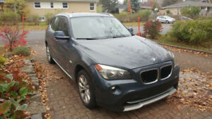 BMW X1, 2012, 92,000 KM, Excellent Condition, 13000 CAD only!!