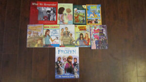TWEEN BOOKS