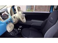 2016 Fiat 500 POP Manual Petrol Hatchback