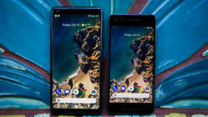 Brand new Google Pixel 2 64 gb google replacement device