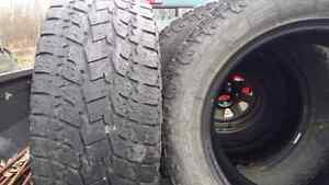 305/55R20 Toyo Open Country AT2 Extreme