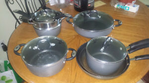 Pots and Pans Set