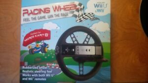 DreamGEAR dreamGEAR Racing Wheel - Wii