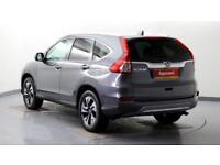 2018 Honda CR-V 2.0 i-VTEC EX Petrol silver Automatic