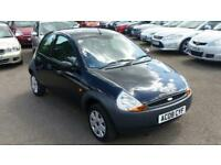 Ford Ka 1.3 Studio Only 62476 Miles, One Owner, Mot'd & Runs Lovely