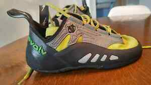 Climbing shoes - never used before! Kitchener / Waterloo Kitchener Area image 1