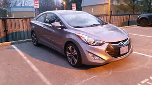 2013 fully Loaded Elantra Sport Coup