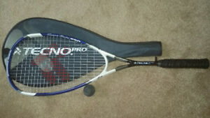 Squash Racket - TecoPro with Cover