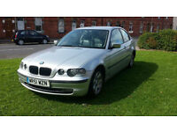 BMW 318 2.0 2002MY ti SE Compact PX Swap[ Anything considered