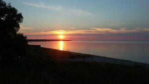BEAUTIFUL LAKE HURON LAKEFRONT WITH 2 COTTAGES