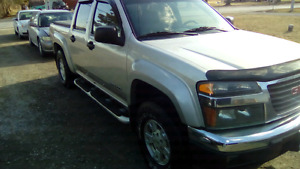 ETESTED GMC CANYON 4X4