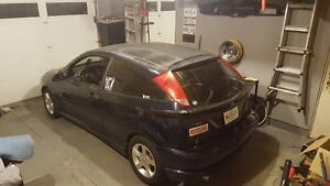 2000 Ford Focus zx3 Hatchback (race car Project)