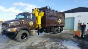 Disposal Truck For Sale