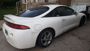 1997 Mitsubishi Eclipse GS for parts