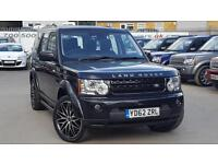 2012 LAND ROVER DISCOVERY 4 SDV6 HSE MASSIVE SPECIFICATION 8 SPEED HSE WITH