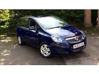2014 Vauxhall Zafira 1.8i (120) Exclusiv 5dr Manual Petrol Estate