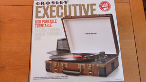 Crosley Executive USB Turntable