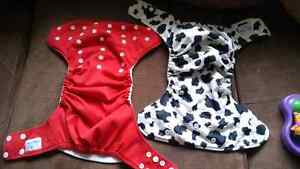Happy Heinys pocket cloth diapers