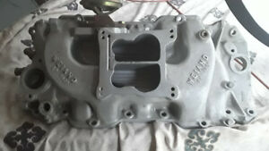 BIG BLOCK CHEVY WIEAND OVAL PORT  INTAKE